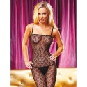 TUTA CROTCHLESS BODYSTOCKING UNICA